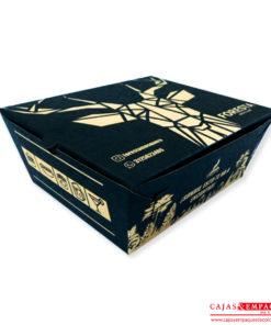 Bandeja con Tapa Foresta es un Producto de Cajas y Empaques