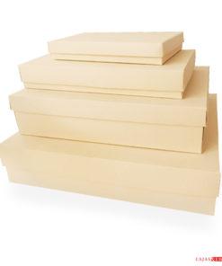 Cajas en Material Ecológico
